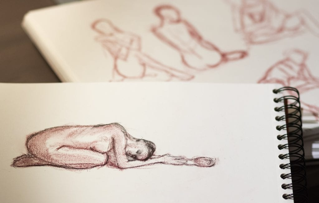 6 Essential Things to Know About Modeling Nude For Art Classes 4