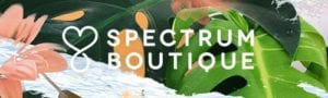 Spectrum Boutique banner