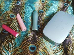 [Image: We-Vibe Tango, Blush Exposed Nocturnal, and FemmeFunn Bougie Bullet comparison]