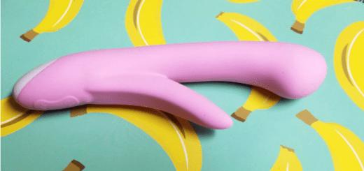 Blush Novelties Hop Cottontail Silicone G-spot Rabbit Vibrator Review 11