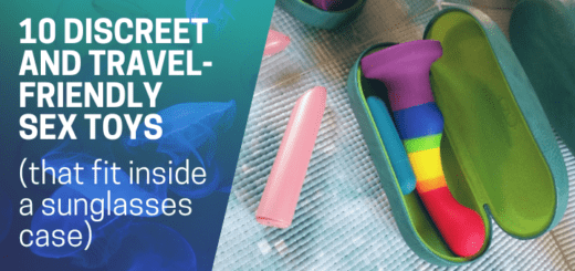 10 Discreet and travel-friendly sex toys banner image
