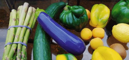 Self Delve Aubergine / Eggplant girthy silicone dildo review 9