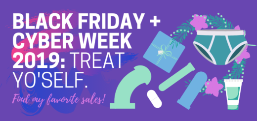 Black Friday & Cyber Monday Sales and Deals on Sex Toys 2019 14