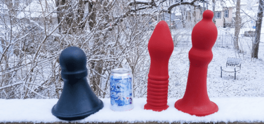 Review: Tantus Bishop, Fist Trainer, & Pawn XL Super Soft dildos 2