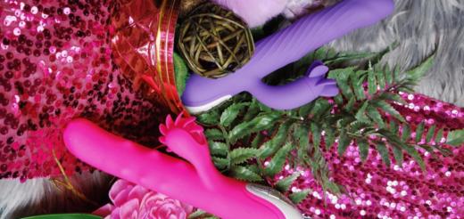 "Review: Love Spun & Tilt-O-Whirl spinning ""tongue"" rabbit vibrators by Evolved Novelties 8"
