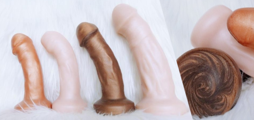 Review: Uberrime Primo, Dulce, Optimo, Maxime dual-density dildos 23