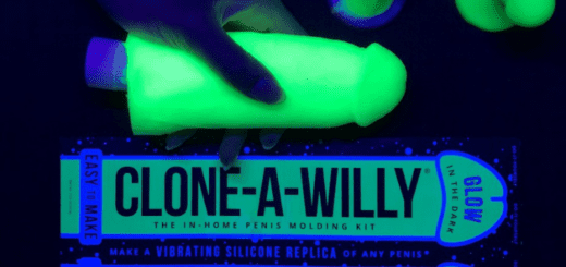 Clone-A-Willy Kit review: how to life cast a penis in silicone! 1