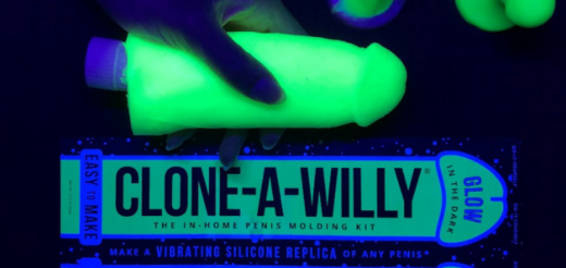 Clone-A-Willy Kit review: how to life cast a penis in silicone! 18
